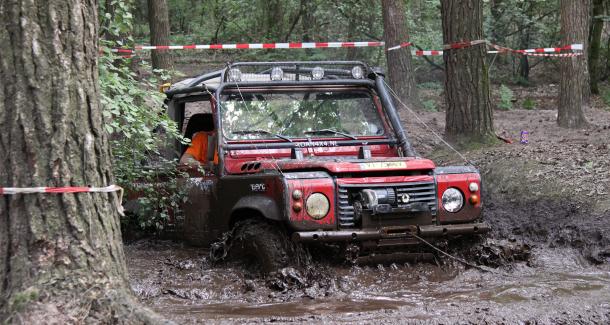 4x4 Offroad Adventure Drenthe Actief gemotoriseerd Personeelsuitje