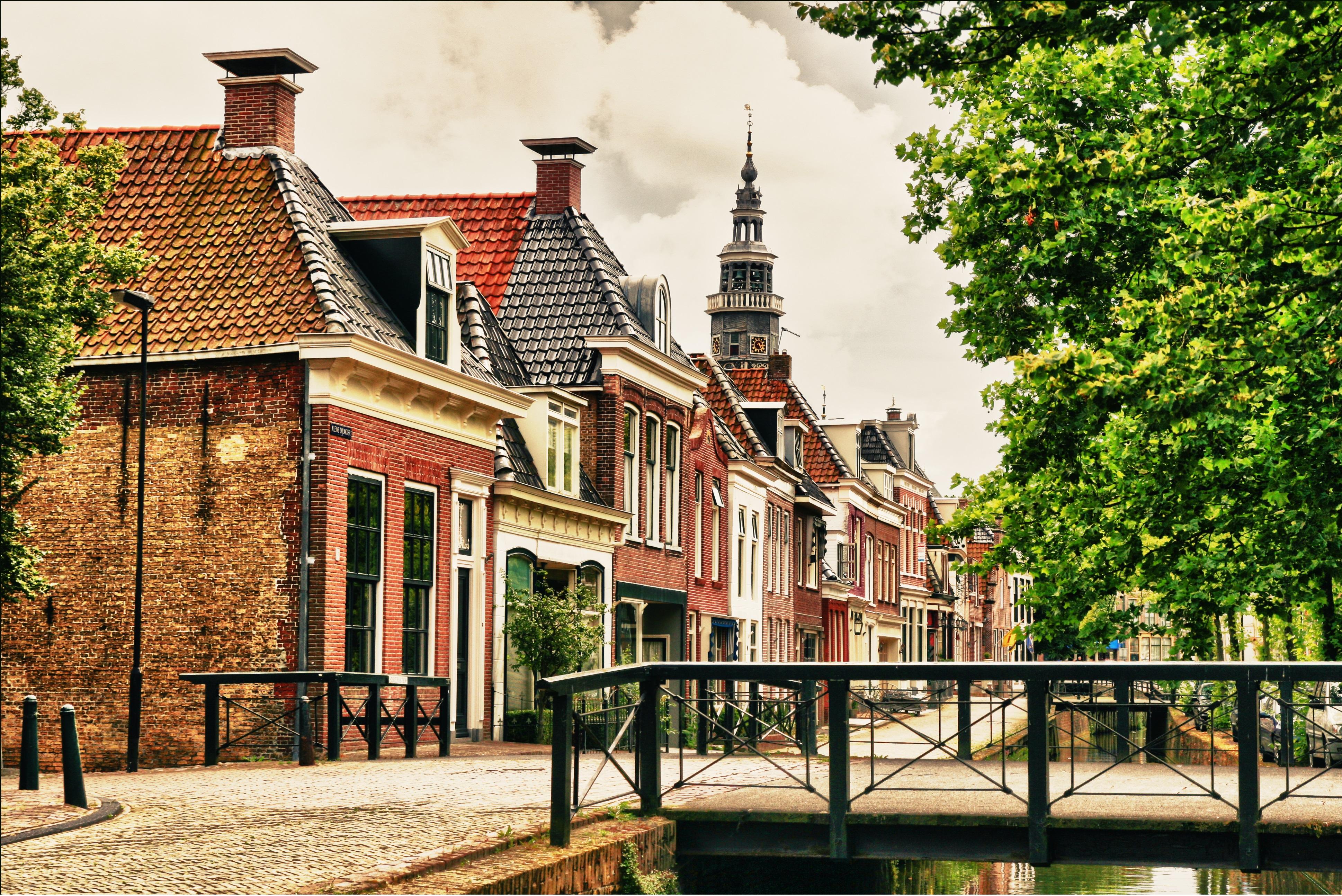 Friesland Leeuwarden Bedrijfsuitje Sneek Stad Centrum Heereveen