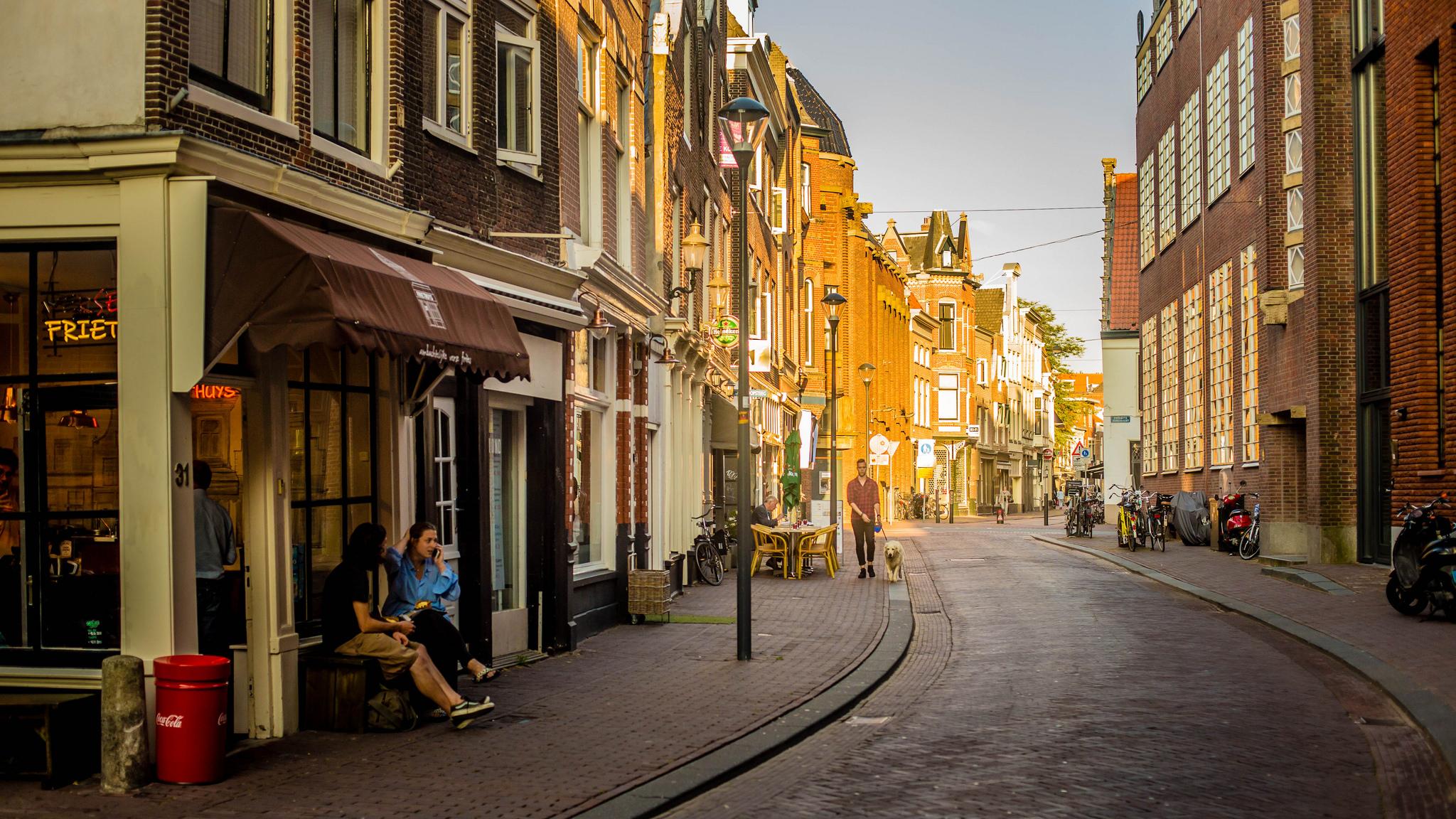 Bedrijfsuitje Haarlem Centrum
