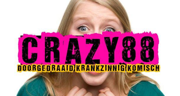 Bekend van BNN Crazy 88 Stadsspel Enschede Bedrijfsuitje