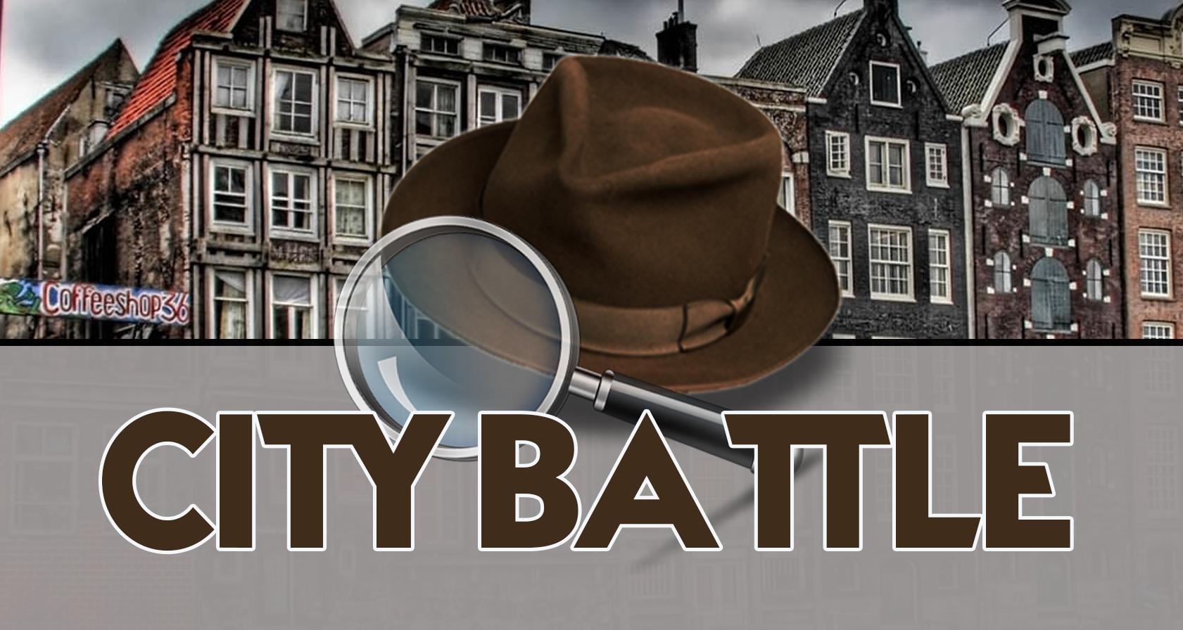 GPS City Battle Amersfoort Bedrijfsuitje