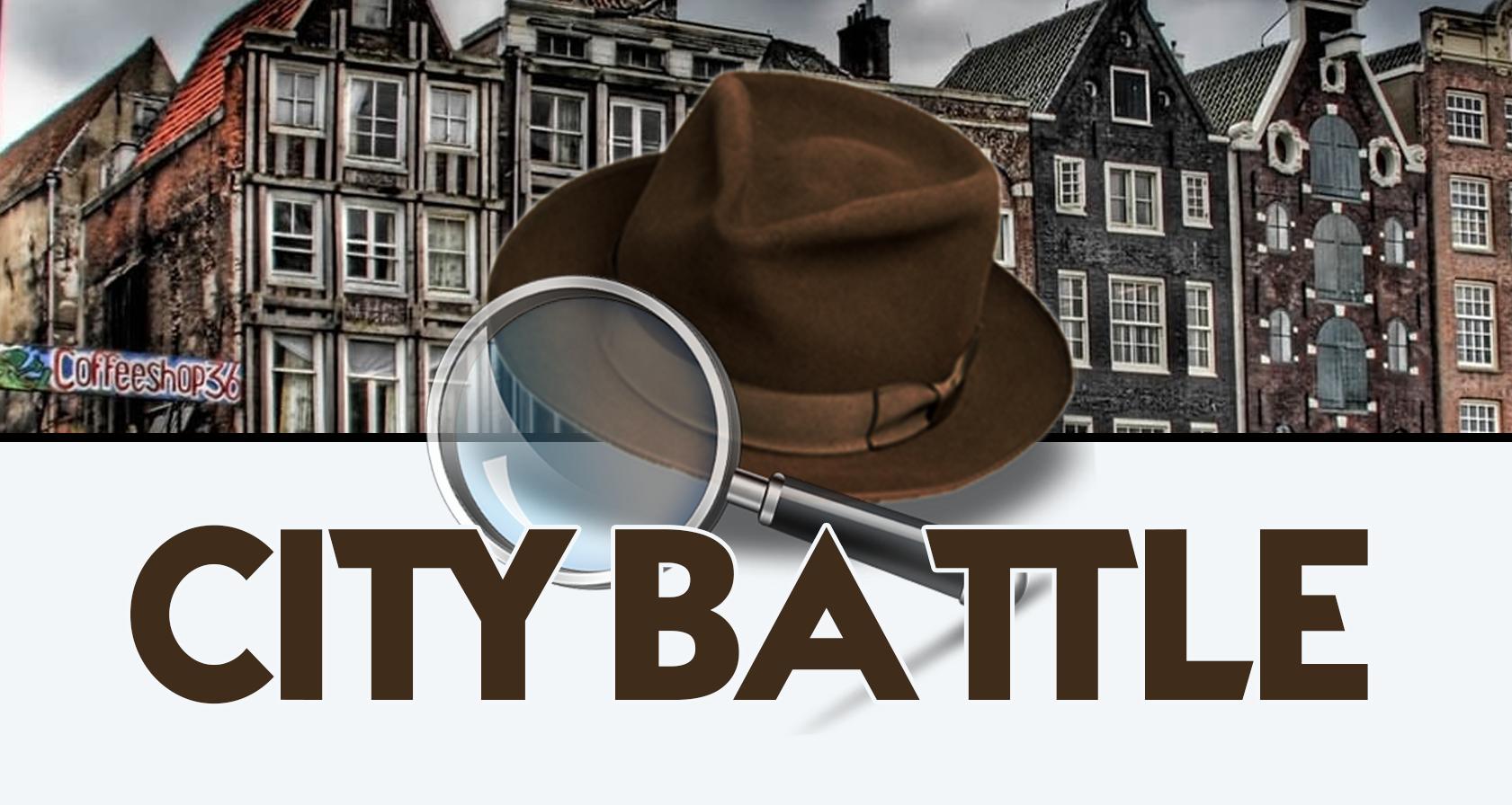 GPS City Battle Amsterdam Personeelsuitje