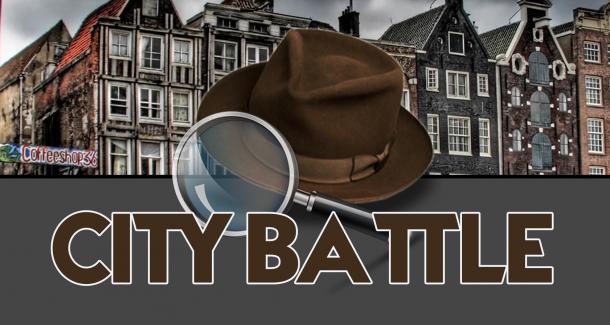 GPS City Battle Groningen Bedrijfsuitje