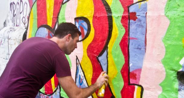 Graffiti Workshop Utrecht Creatief Uitje