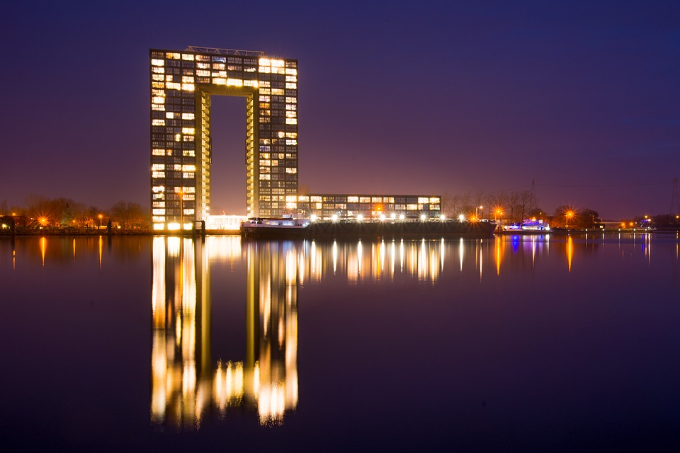 Bedrijfsuitje Groningen Tasmantoren Architectuur