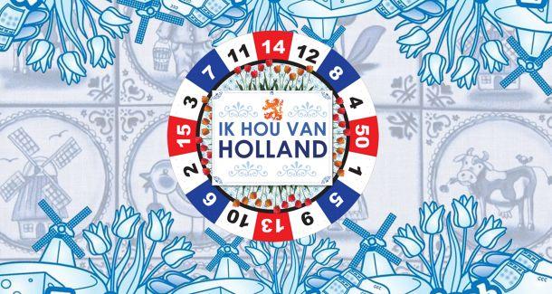 Ik hou van Holland Brabant Personeelsuitje Breda Den Bosch