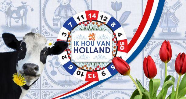 Ik hou van Holland Dinerspel Delft Bedrijfsuitje TV