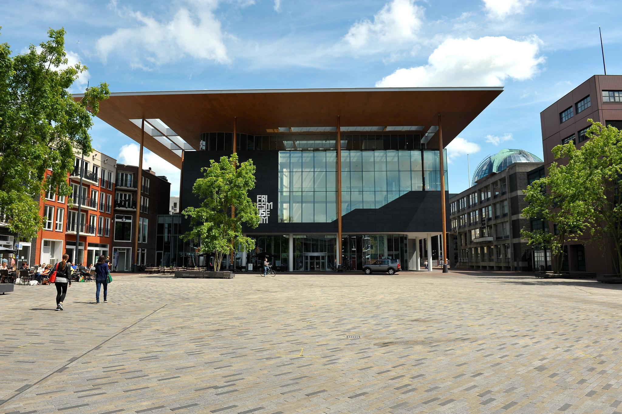 Leeuwarden Teambuilding Fries Museum