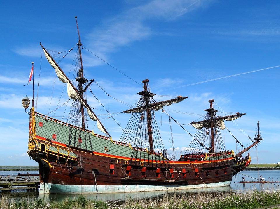 Lelystad Bedrijfsuitje Batavia VOC Schip
