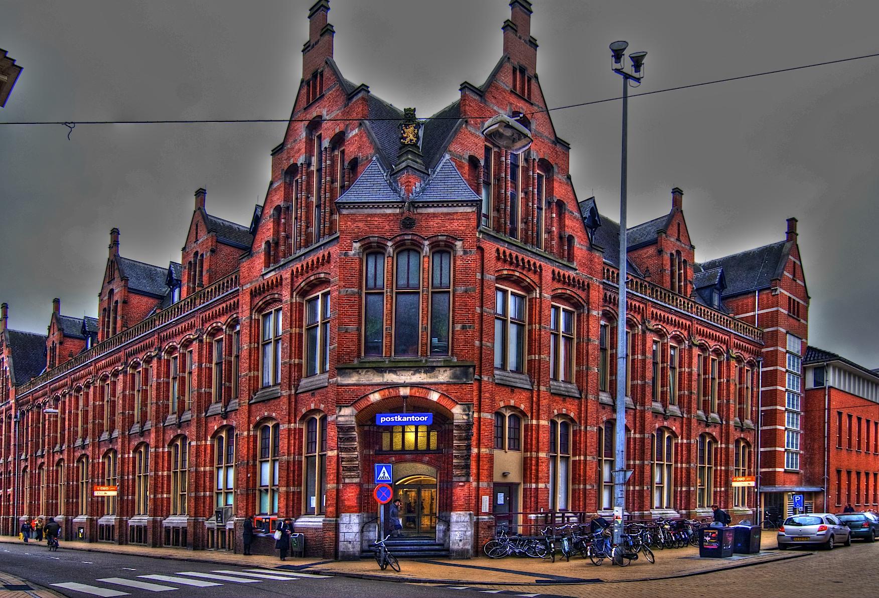 Teambuilding Groningen Postkantoor Bedrijfsuitje