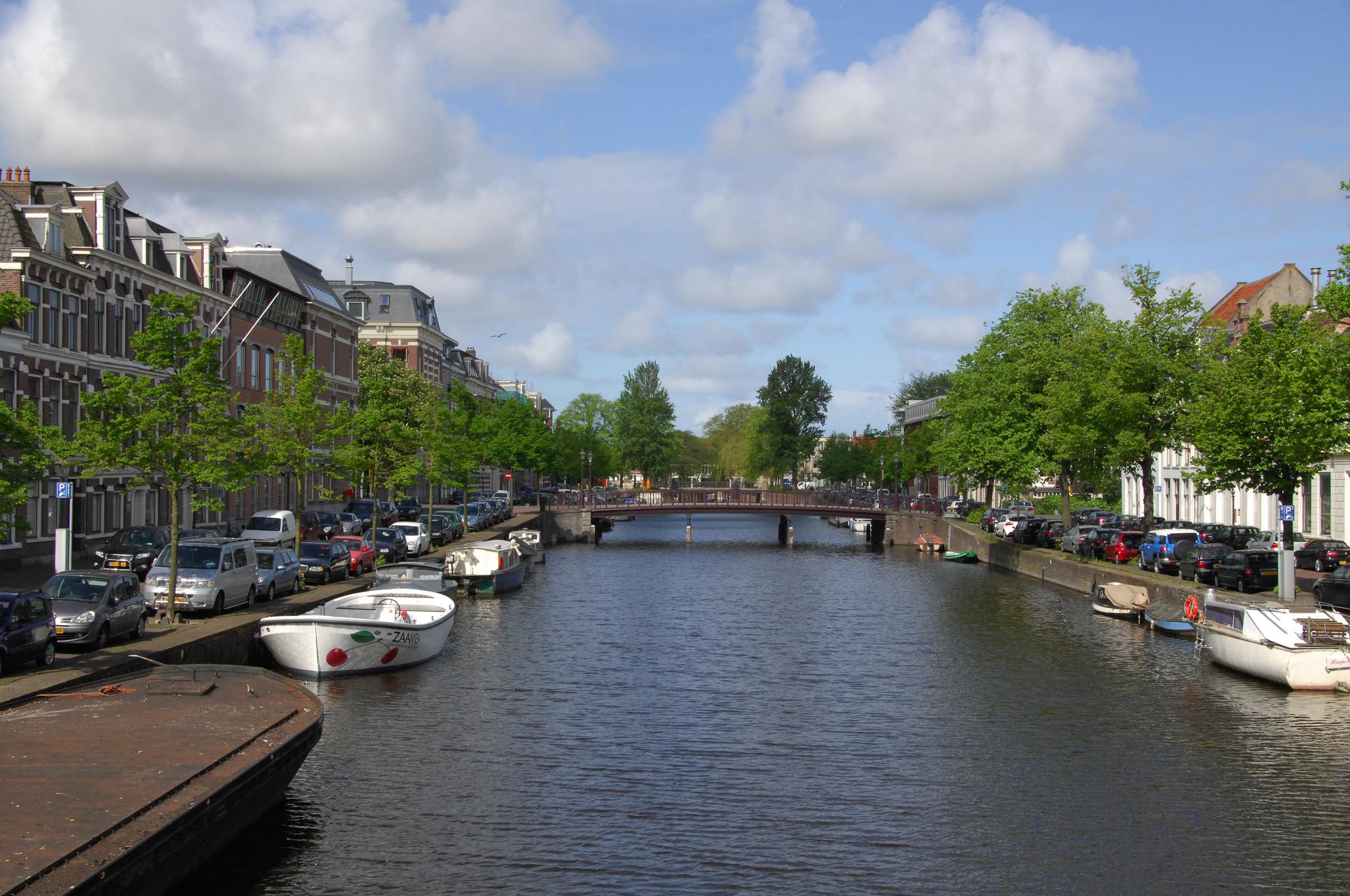 Personeelsuitje Haarlem Grachten