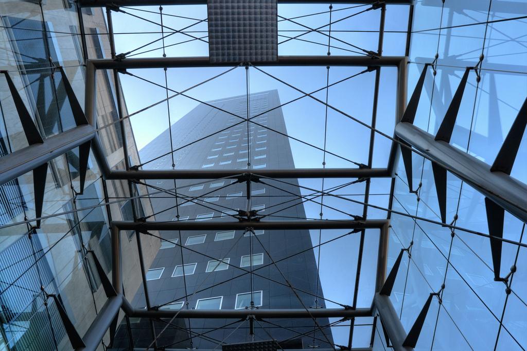 Personeelsuitje Leeuwarden Architectuur Achmea toren