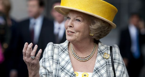 Prinses Beatrix Amsterdam Personeelsuitje