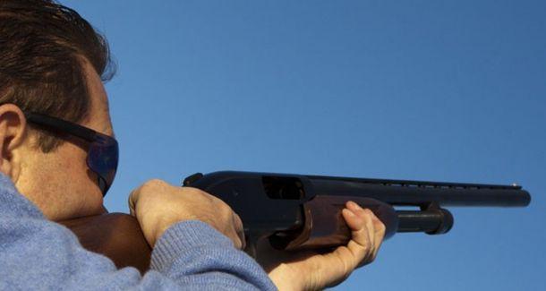 Shooting Range Friesland kleiduif schieten personeelsuitje kaliber schieten bedrijfsuitje