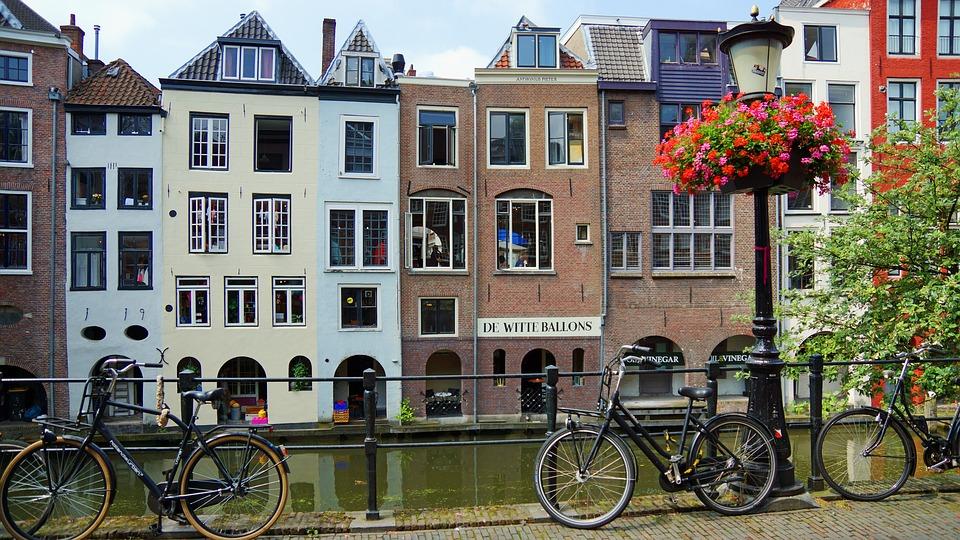 Utrecht Teambuilding Grachten Herenhuizen