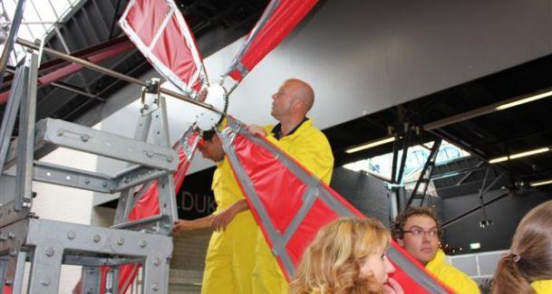 Competitie Windmolen Bouwen Drenthe Actief Bedrijfsuitje