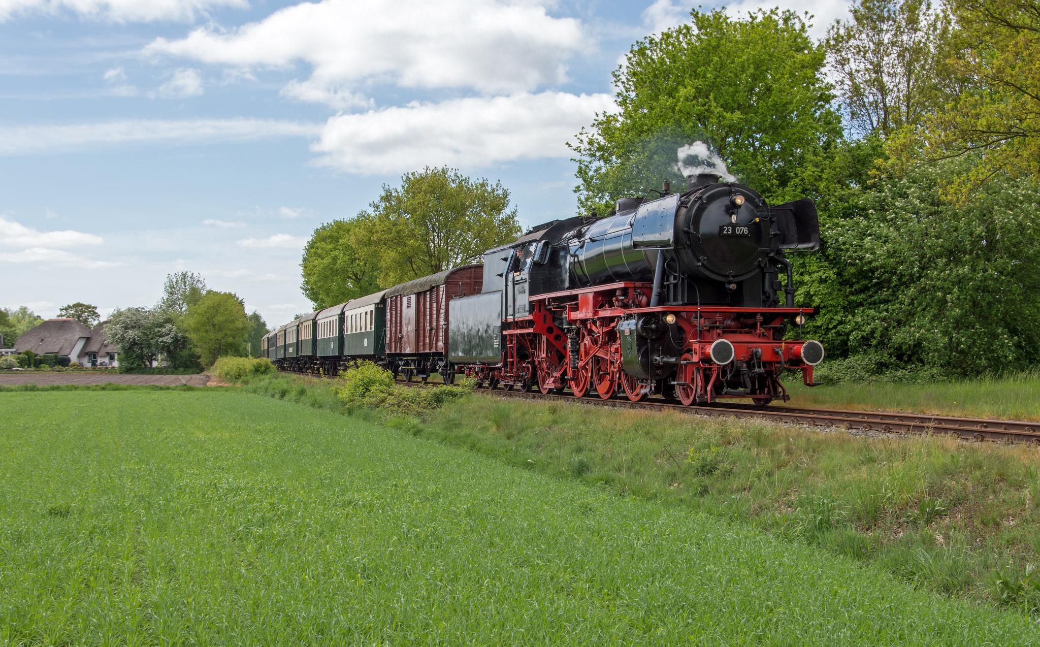 Workshop Apeldoorn Trein Locomotief
