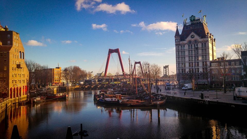 Workshop Rotterdam Grachten Haven