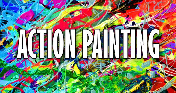 Workshop Verf Gooien Maastricht Bedrijfsuitje Paining Creatief uitje