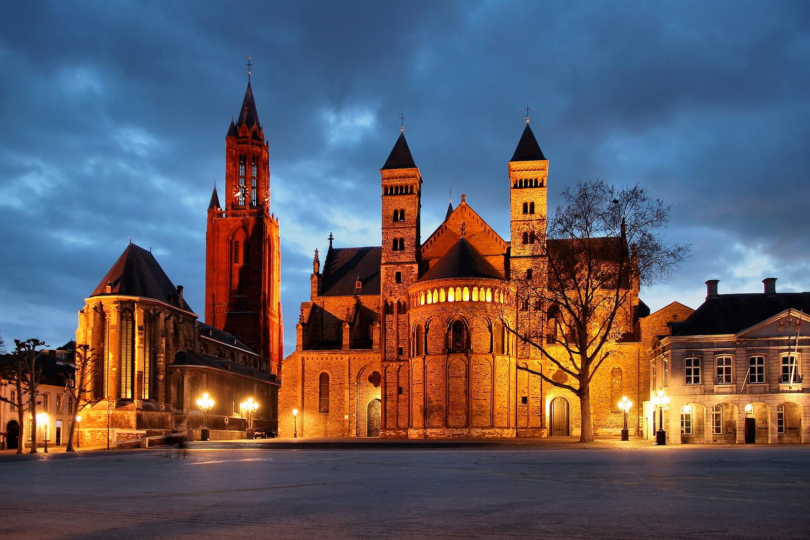 Workshops Maastricht Sint-Servaasbasiliek Kerk Basilica of Saint Servatius