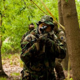 Airsoft Real Military Experience