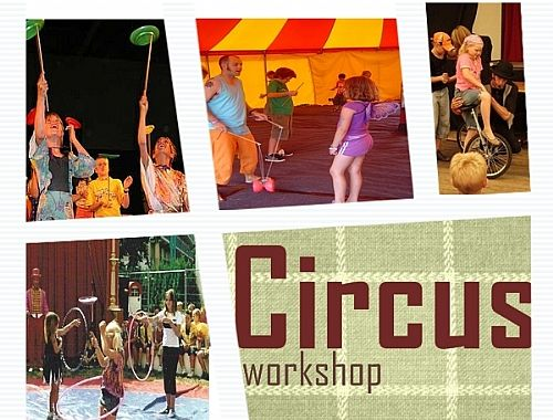Creatief teamuitje: Circus Workshop