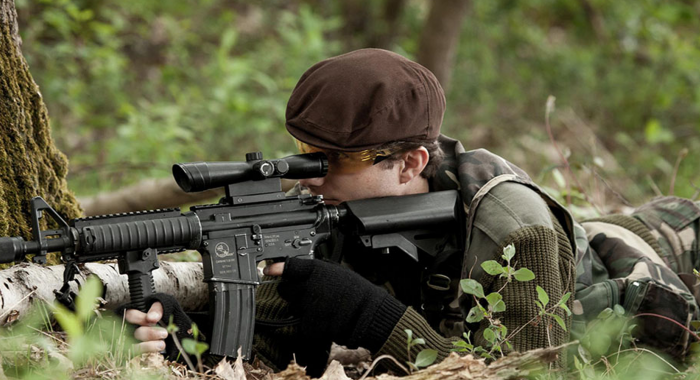 Teamuitjes Breda: Airsoft Real Military Experience