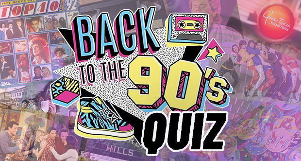 Indoor: Online Back to the Nineties Quiz