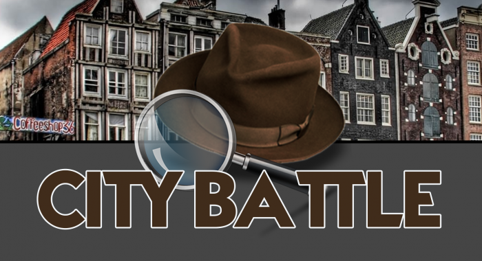 Teamuitjes Breda: De Ultieme City Battle