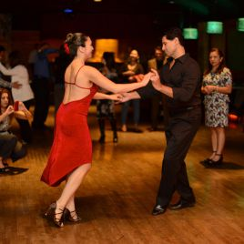 Salsa of Merengue workshop