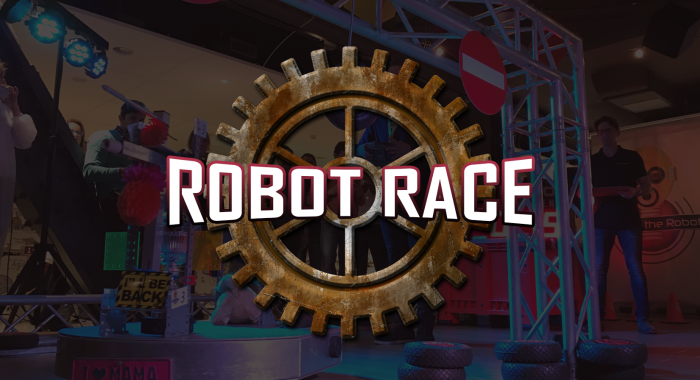 Workshop Haarlem: Robot Race