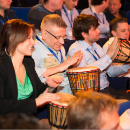 Afrikaanse Djembe of Percussie Workshop