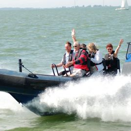 RIB Powerboat Varen