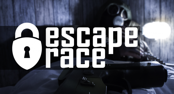 Actief teambuilding: Escape Room Race