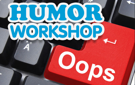 Assen: Humor Workshop: Lachen met focus