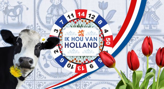 Workshop Den Bosch: Ik Hou Van Holland Dinerspel