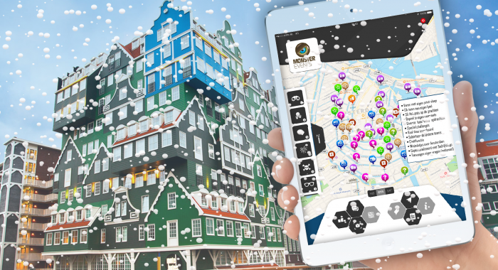 Creatief teamuitje: City Winter Challenge