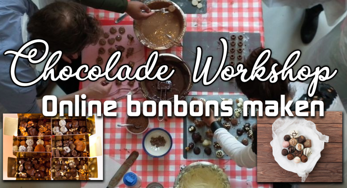 Hoek van Holland: Online Bonbon Workshop