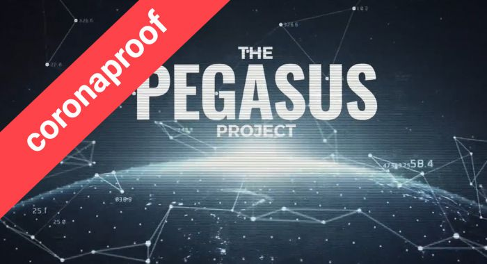 Teambuilding Den Haag: Online escape game The Pegasus Project