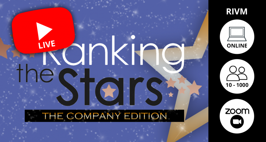 Online ranking the stars