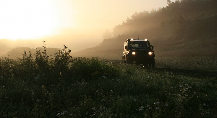Gemotoriseerd: Ultimate Off Road Experience
