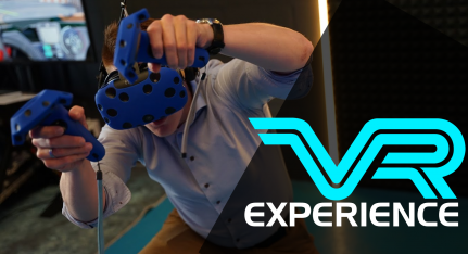 Teambuilding Zwolle: VR Experience