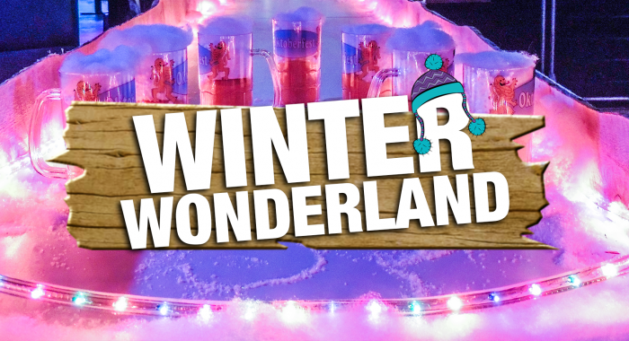 Indoor: Winter Wonderland in Amsterdam