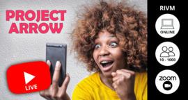 Online project arrow